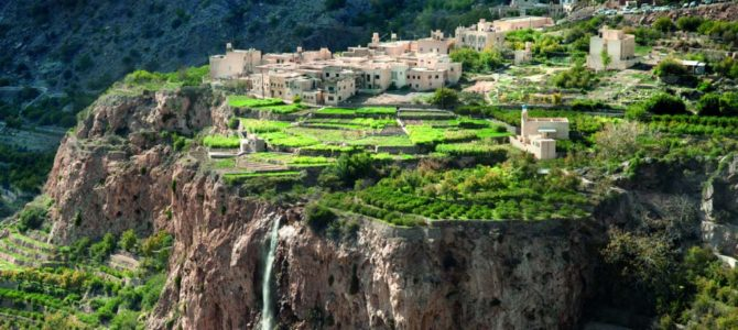 Jebel Akhdar (Full Day) 4WD – Muscat Tours