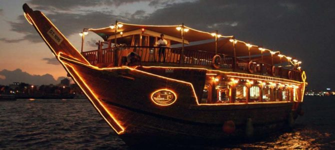 Sunset Dhow Cruise (2hours) – Muscat Tours