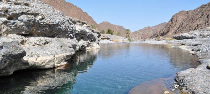 Wadi Abyadh and Wekan Village (Full Day) 4WD – Muscat Tours