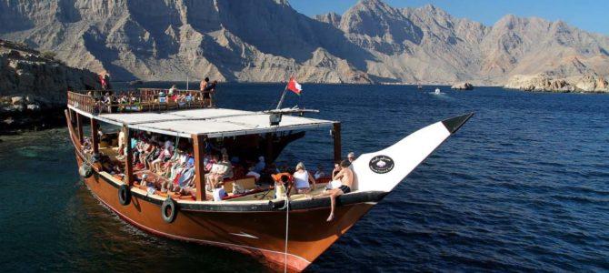Khasab Dhow Cruise (Full Day)