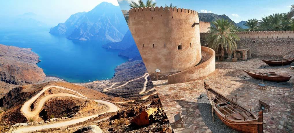 Khasab City Tour – Oman tours in Khasab