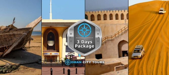 Beauty of the sultanate 3 Days – Oman Tour Package