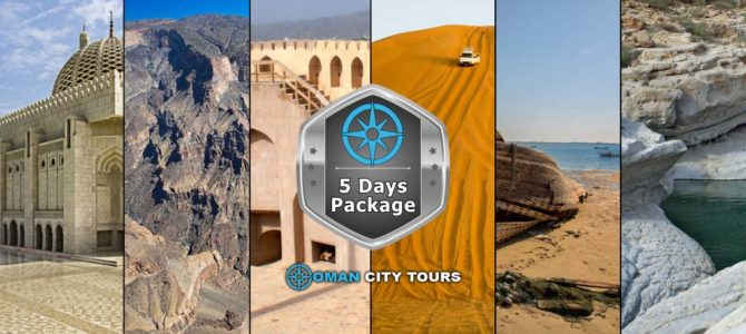 Muscat Jewels 5 Days – Oman Tour Package