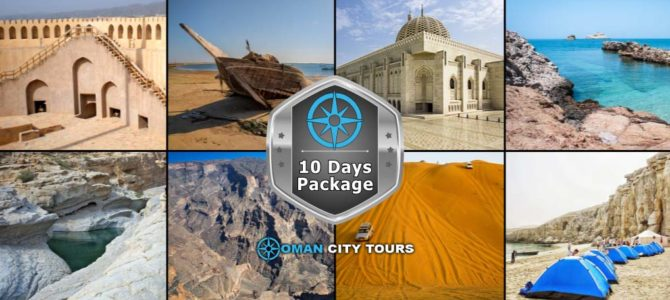 Route of Kings and Queens 10 Days – Oman Tour Package