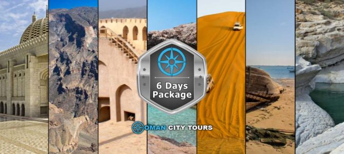 Treasures of Oman 6 Days – Oman Tour Package